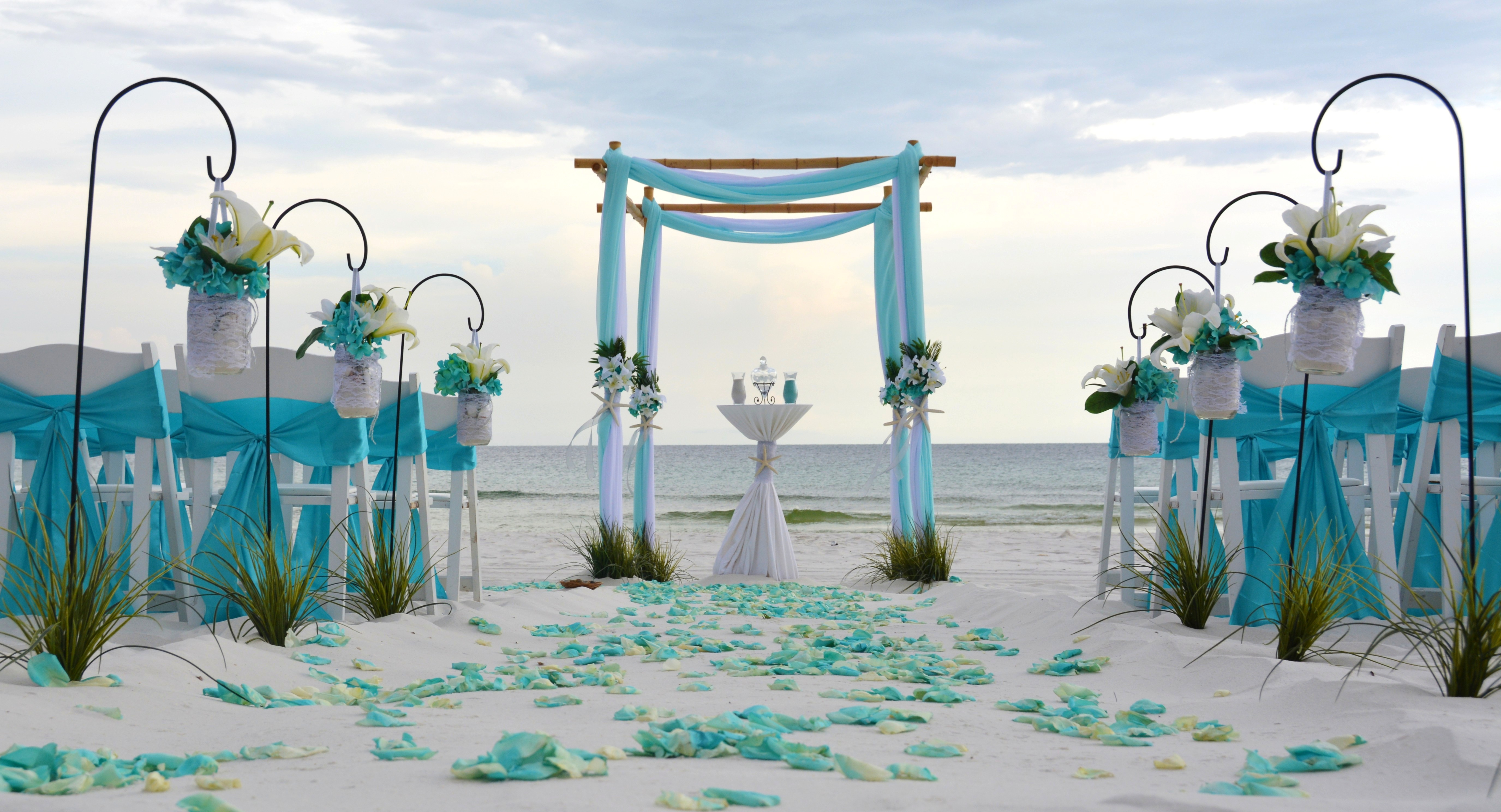 Tips for a successful beach wedding fernandina beach online for Best place for beach wedding